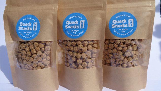 Quack Snacks Wholesale Wild Duck Food