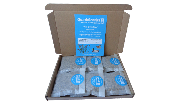 Quack Snacks Duck Food Shop – Food for Wild Ducks