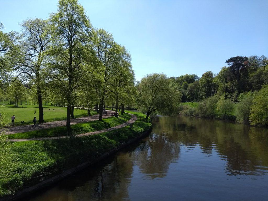 River Severn, Shrewsbury, Shropshire