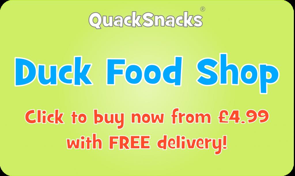 Quack Snack Duck Food Shop